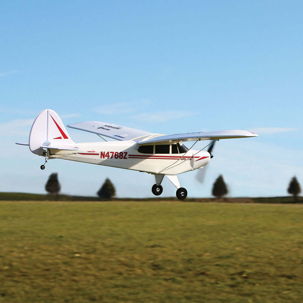 The Fly Assist RC Classic Super Cub 5