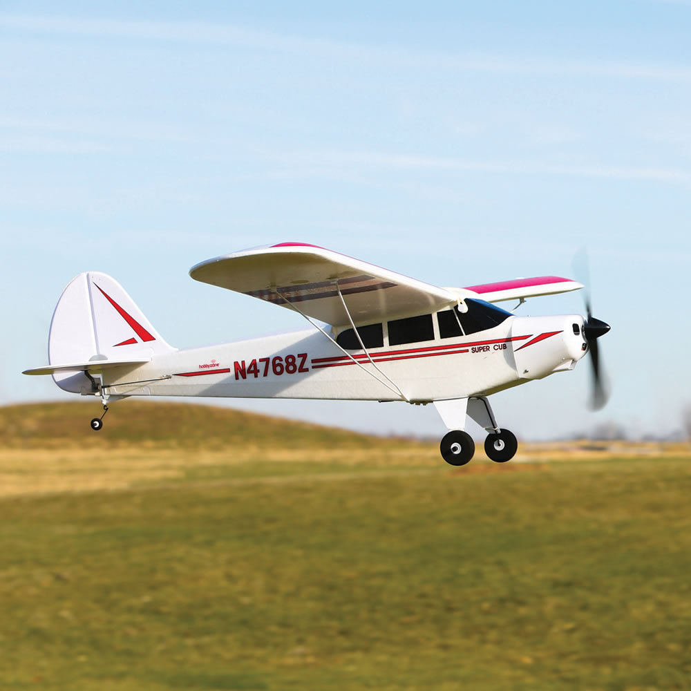 The Fly Assist RC Classic Super Cub 7