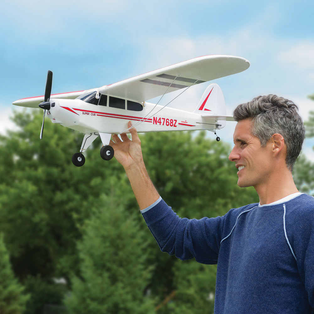 The Fly Assist RC Classic Super Cub 1