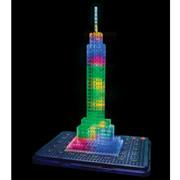 Glowing World Landmarks Kit.