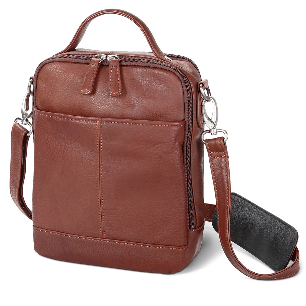 The Sightseer's Argentinian Leather Carryall3