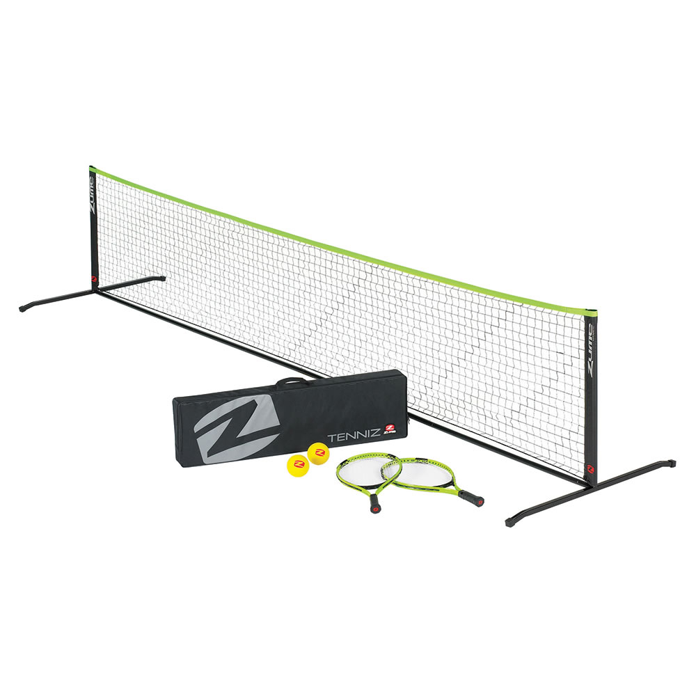 The Instant Tennis Court 4