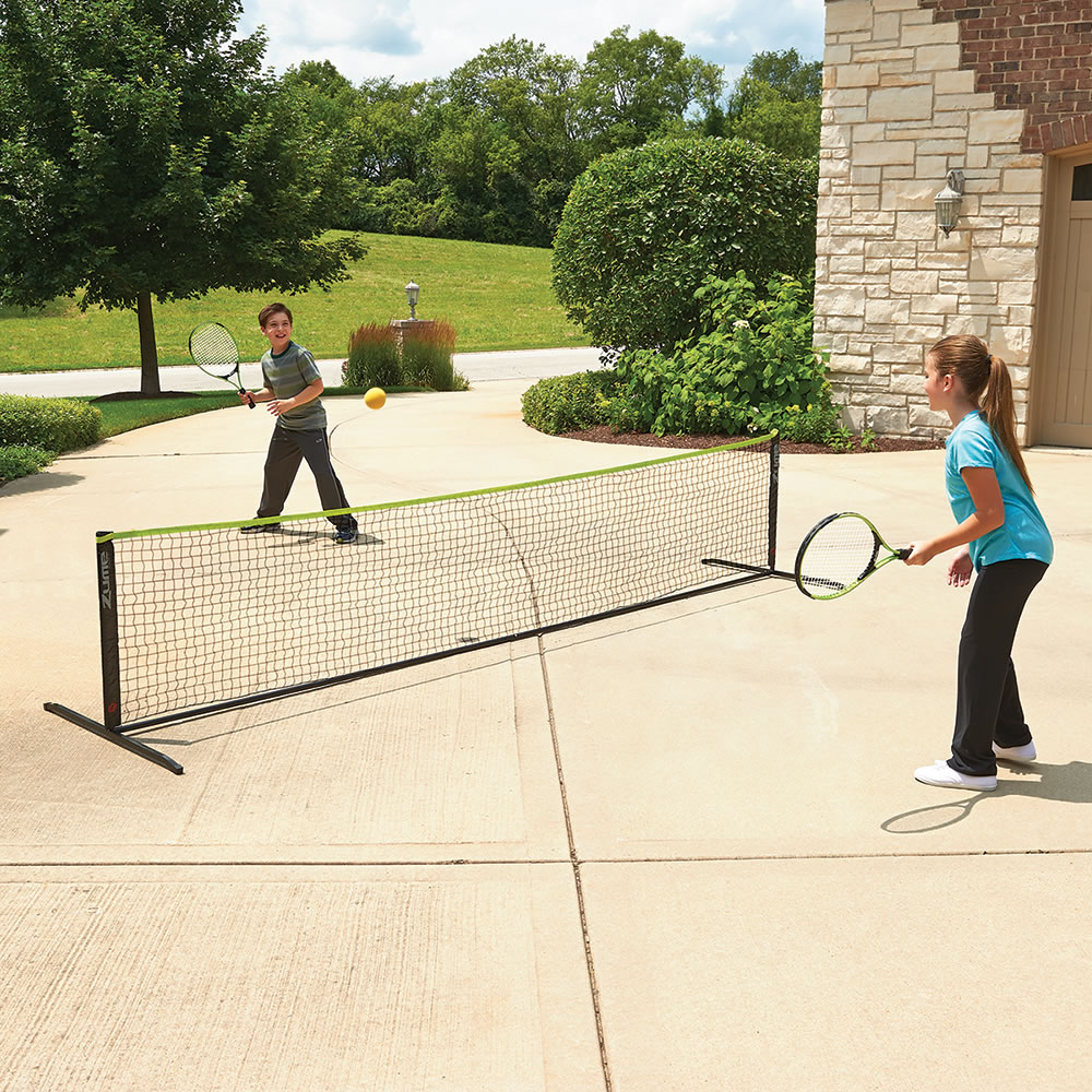 The Instant Tennis Court 1
