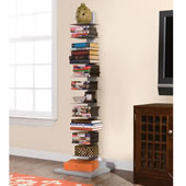 The Vertical Bookshelf.