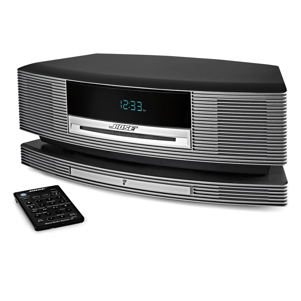 the bose wave sound touch music system hammacher schlemmer. Black Bedroom Furniture Sets. Home Design Ideas
