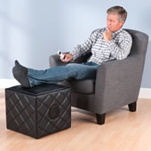 The Bluetooth Speaker Ottoman