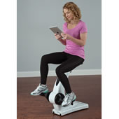 The Active Sitting Exercise Bicycle.