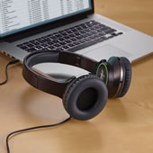 The Convertible Headphone Speakers.