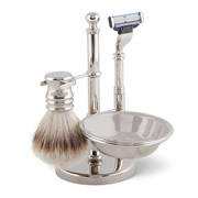 The Genuine Solingan Shaving Set.