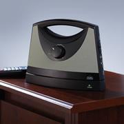 Portable Voice Clarifying TV Speaker