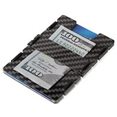 The Carbon Fiber Credit Card Wallet.