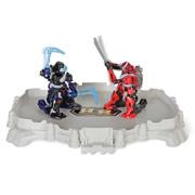Robotic Warriors' Battle Arena.