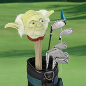 The Force Is With You Golf Club Covers.