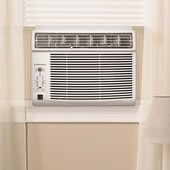 The Slim Profile Air Conditioner.