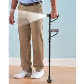 Assisted Lift Walking Stick