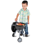 Childrens Weber Charcoal Grill