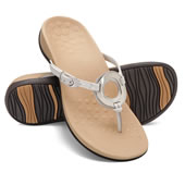 The Lady's Plantar Fasciitis Ring Sandals.