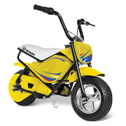 Children's Electric Bike.