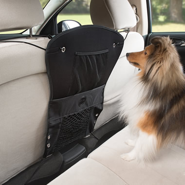 The Front Seat Dog Barrier