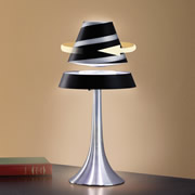 The Levitating Lamp.