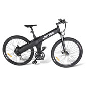 The Electric Mountain Bike.