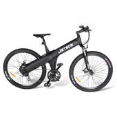 The Electric Mountain Bike.