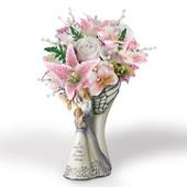 The Illuminated Angel Vase.