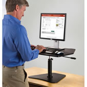 The Stand Up Workstation Platform.