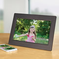The Smartphone Image Streaming Photo Frame.