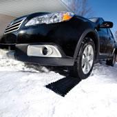 Easy Storage Snow Treads