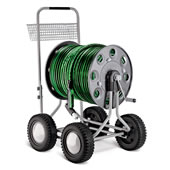 The Best Hose Reel Cart.