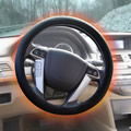 The Full Coverage Heated Steering Wheel Cover.