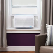 Smartphone Controlled Air Conditioner Quirky + GE Aros Smart Window Air Conditioner