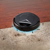 Uv Sanitizing Robotic Vacuum