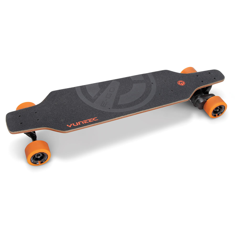 The Smartphone Controlled Electric Skateboard Hammacher
