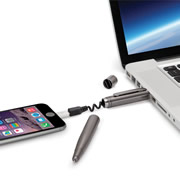 The Smartphone Charging Pen.