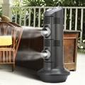 The Evaporative Mist Air Conditioner.