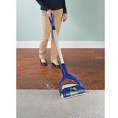 The Better Rechargeable Floor Sweeper.