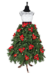 The Couturier's Christmas Tree.