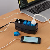 The World Traveler's Power Strip.