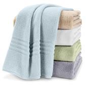 The Softest Cotton Bath Towel.