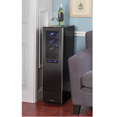 The Ultra Slim Wine Refrigerator.