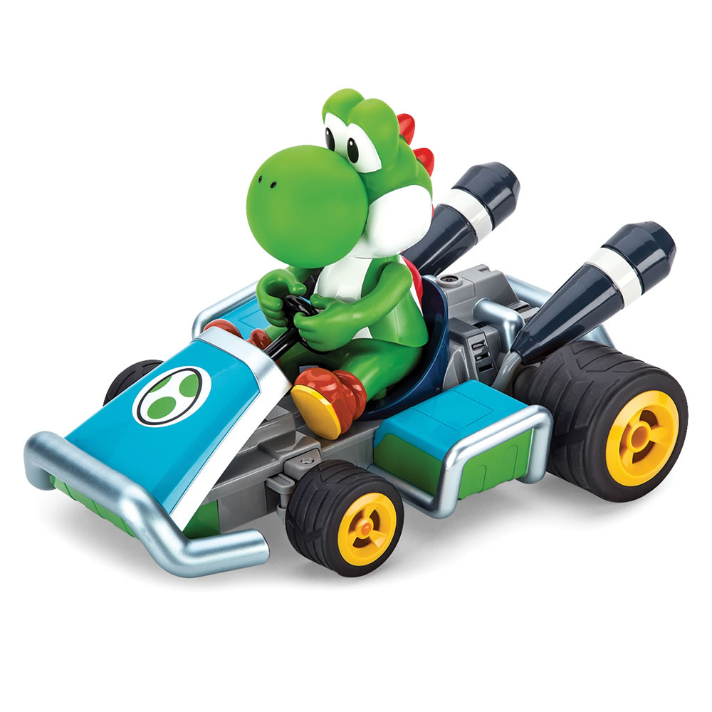 The RC Mario Kart Racers 3