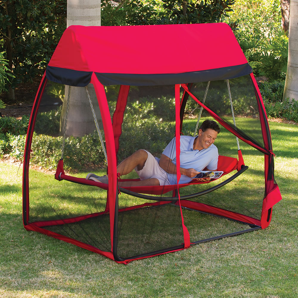 The Mosquito Thwarting Hammock 2