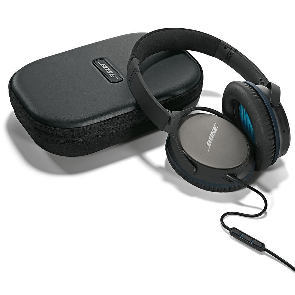 The Bose Quiet Comfort 25 Acoustic Noise Cancelling Headphones 6