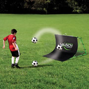 The Authentic Roll Ball Returning Soccer Trainer.