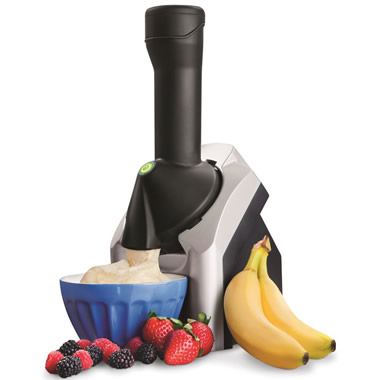 The Frozen Fruit Soft Serve Processor