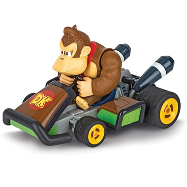 The RC Donkey Kong Racer