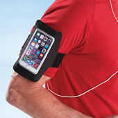 The Battery Backup Armband.