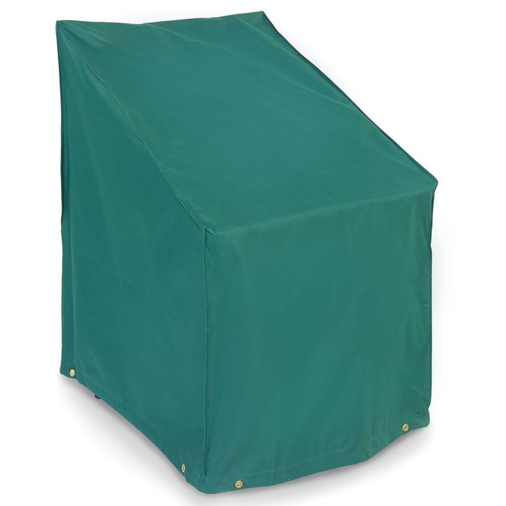 The Better Outdoor Furniture Covers High Back Chair Cover Hammacher Schlemmer